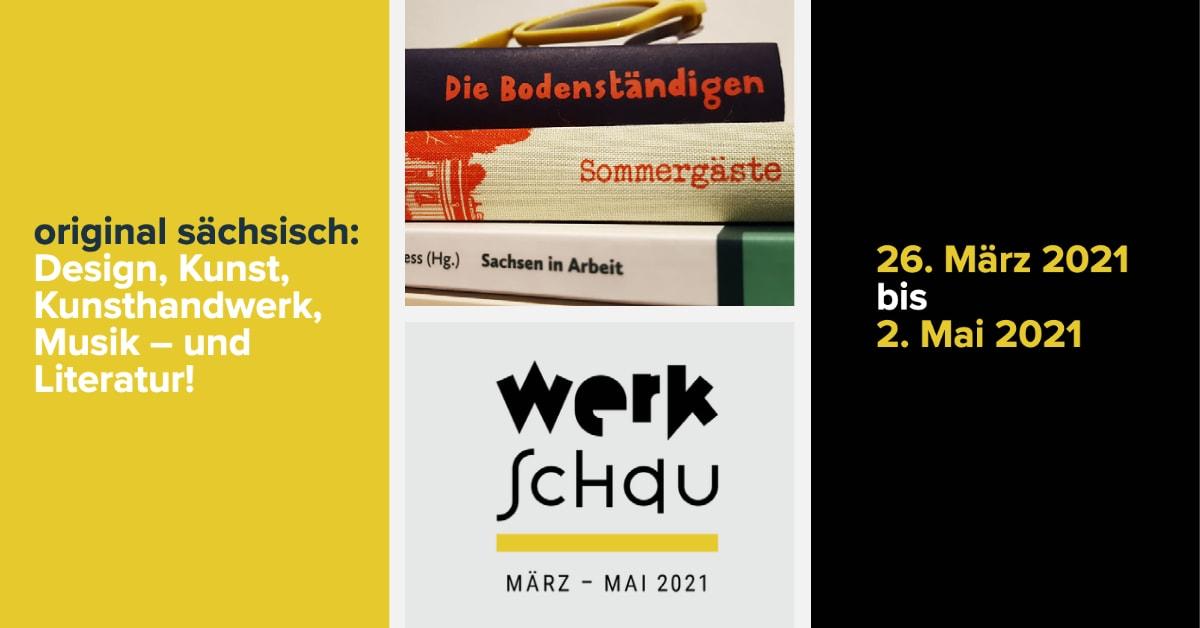 WerkSchau 2021 FB-Beitrag
